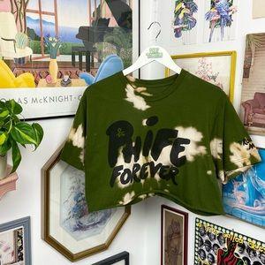 Phife Forever Cropped T-Shirt